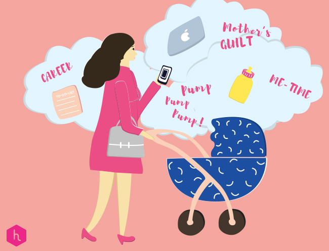 new mom changes in life